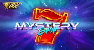 Mystery Drop logo achtergrond