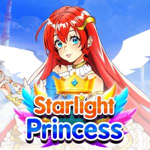 Starlight Princess logo achtergrond