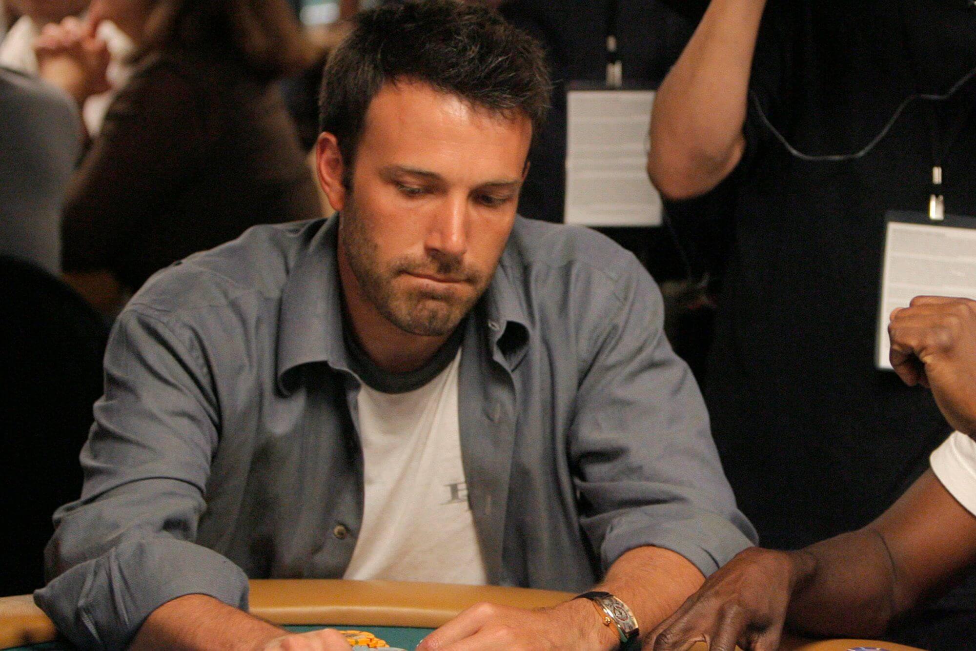 Ben Affleck Casino Vegas CS