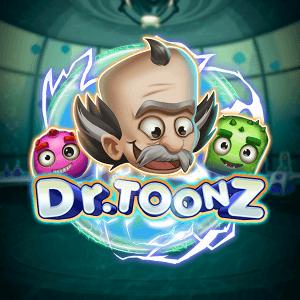 Dr Toonz logo achtergrond