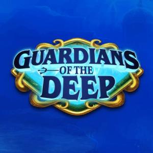 Guardians of the Deep logo achtergrond