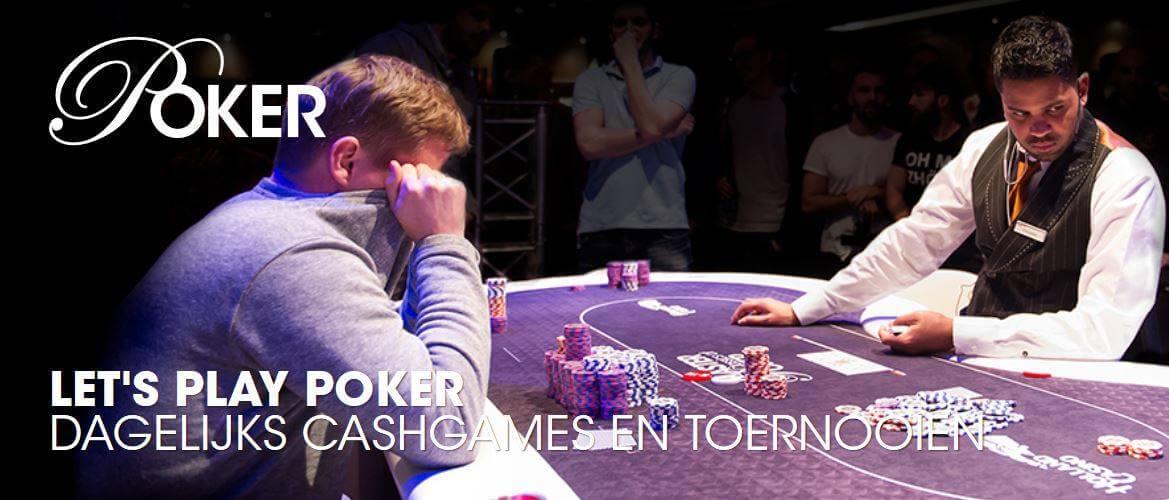 Poker Holland Casino CS