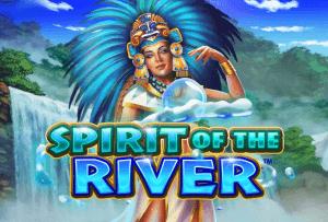 Spirit of the River logo achtergrond