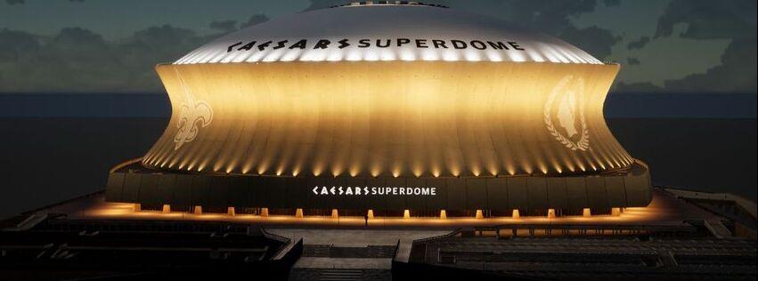 Superdome CS NFL