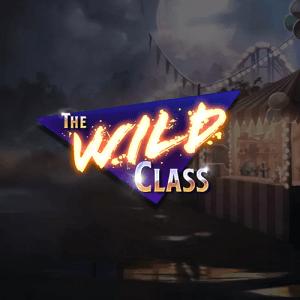 The Wild Class logo achtergrond