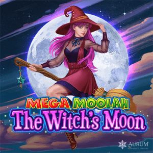 Mega Moolah: The Witch's Moon