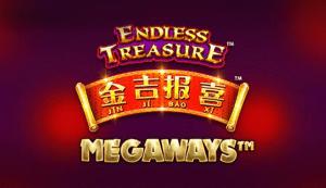 Jin Ji Bao Xi Megaways logo achtergrond