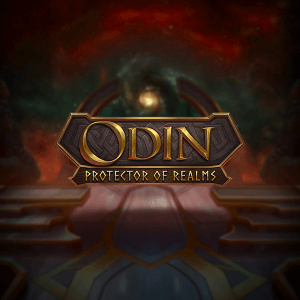 Odin: Protector of Realms logo achtergrond