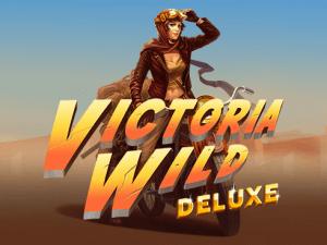 Victoria Wild Deluxe logo achtergrond