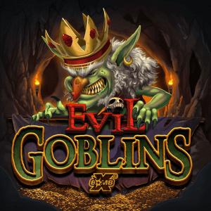 Evil Goblins xBomb logo achtergrond