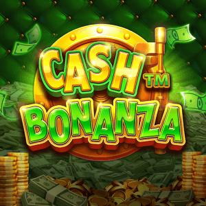 Cash Bonanza logo achtergrond