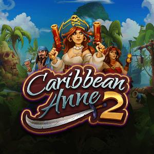 Caribbean Anne 2 logo achtergrond