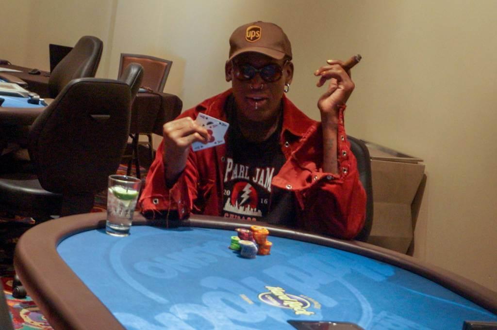 Dennis Rodman Poker CS