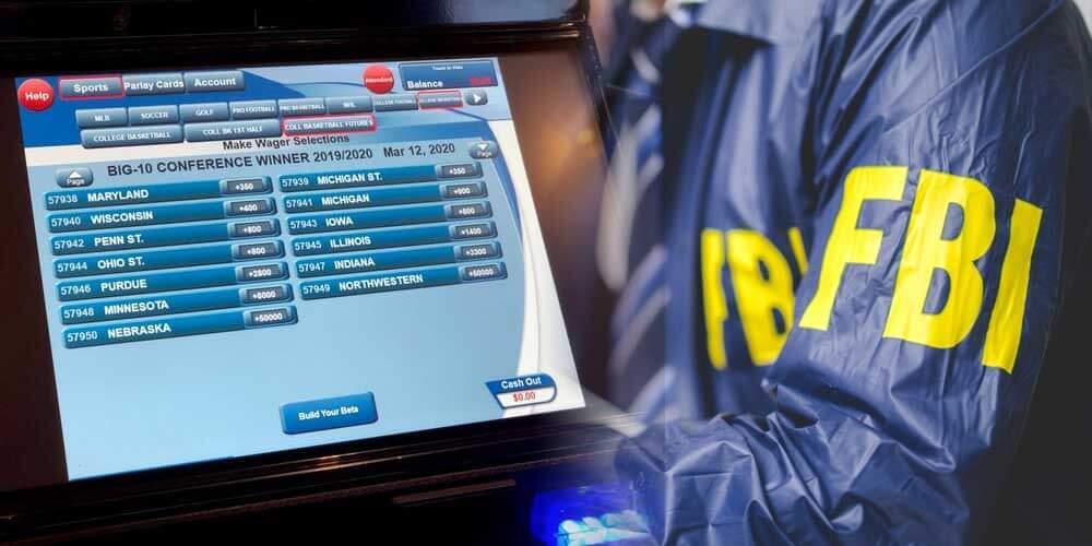 FBI Gambling CS