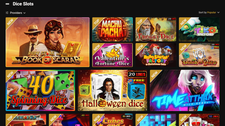 Golden Vegas Casino Screenshot 2