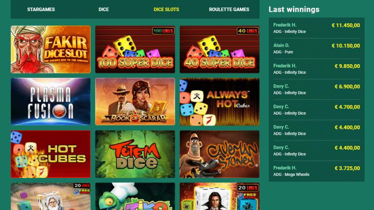 Casino333 Screenshot 2