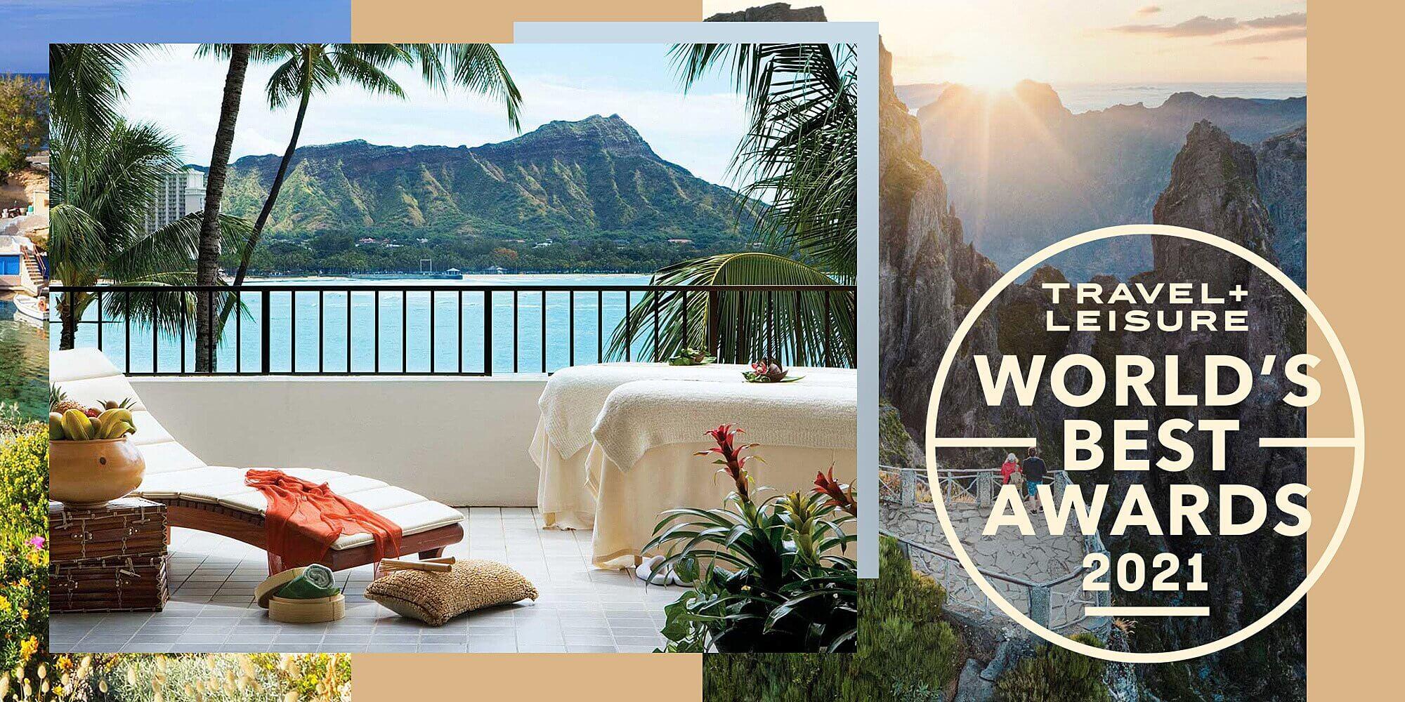 Travel Leisure Awards CS