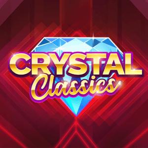 Crystal Classics logo achtergrond