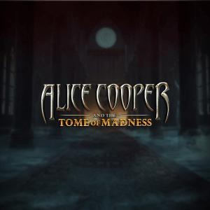 Alice Cooper Tome of Madness