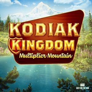 Kodiak Kingdom logo achtergrond