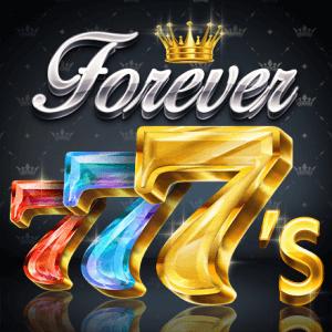 Forever 7's logo achtergrond