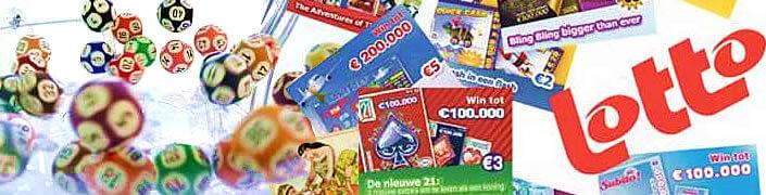 Belgische loterijen CS