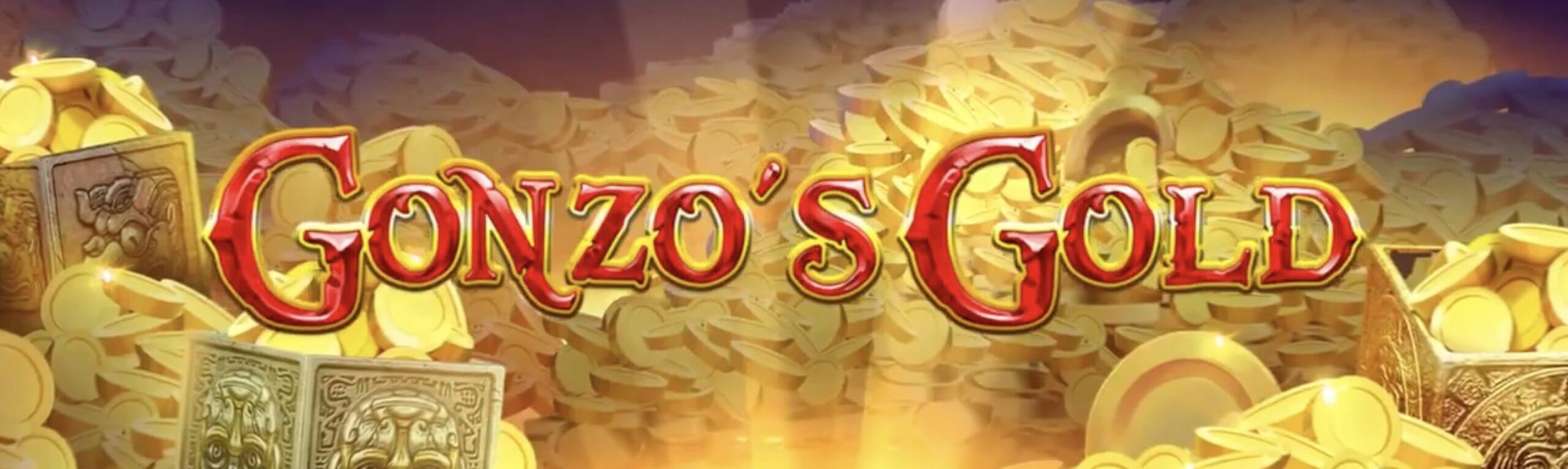 Gonzos Gold NetEnt CS
